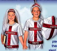 Armor of God pajamas